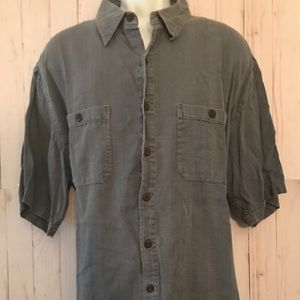 The Territory Ahead Shirt Size 2XLT Short Sleeves